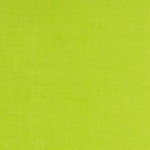 tissu uni vert pomme michael miller 100% coton