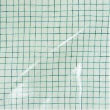 tissu enduit à carreaux rico design