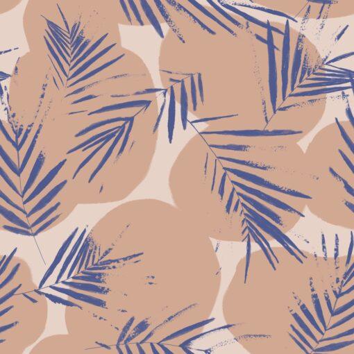 atelier brunette canopy cobalt
