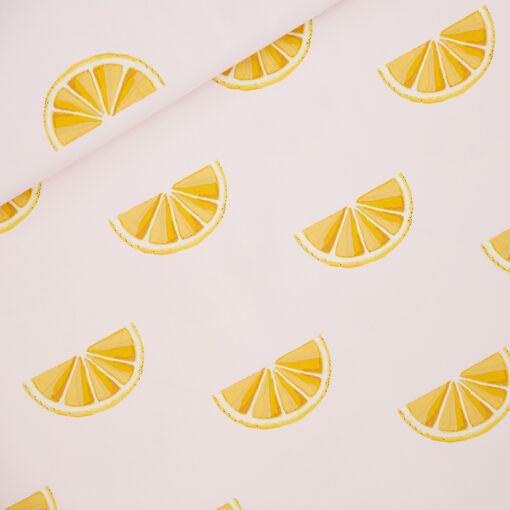 Tissu gabardine oranges See you at six