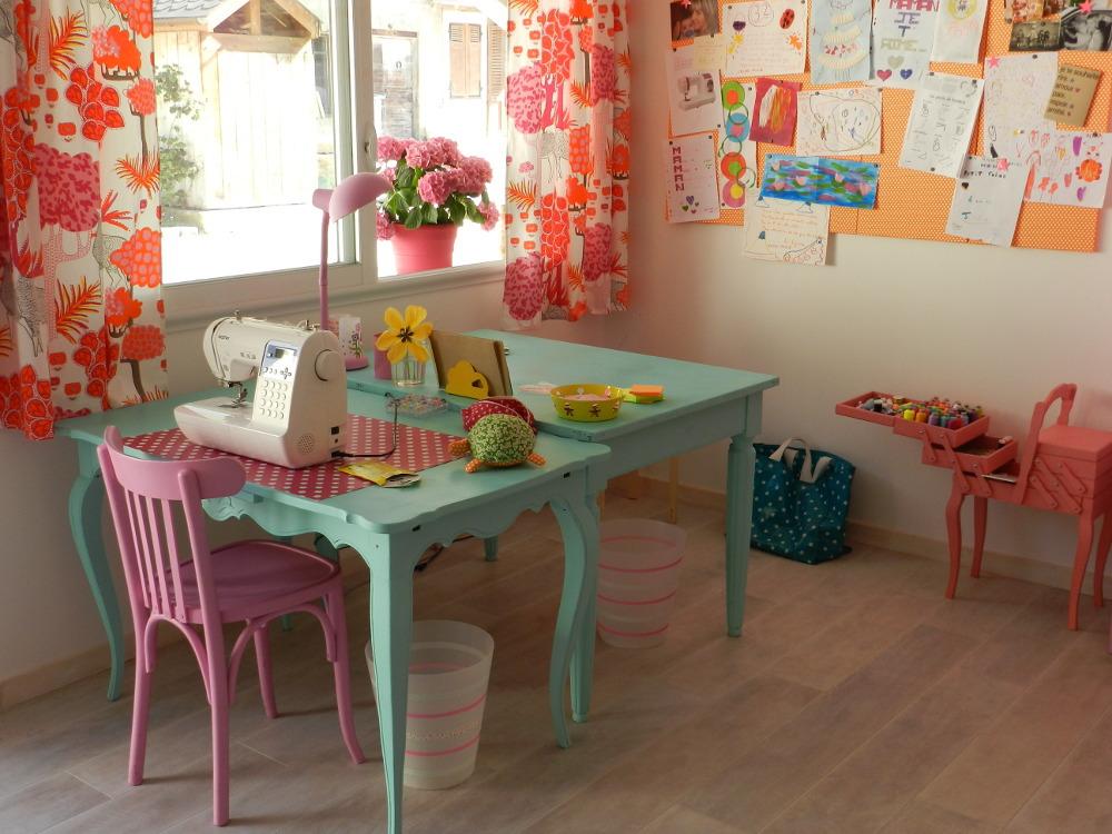 Atelier Antone et Linette photo bureau