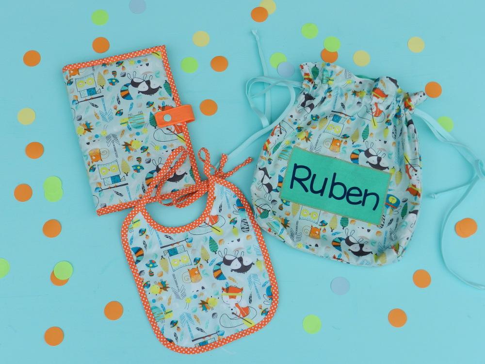 kit de naissance ruben