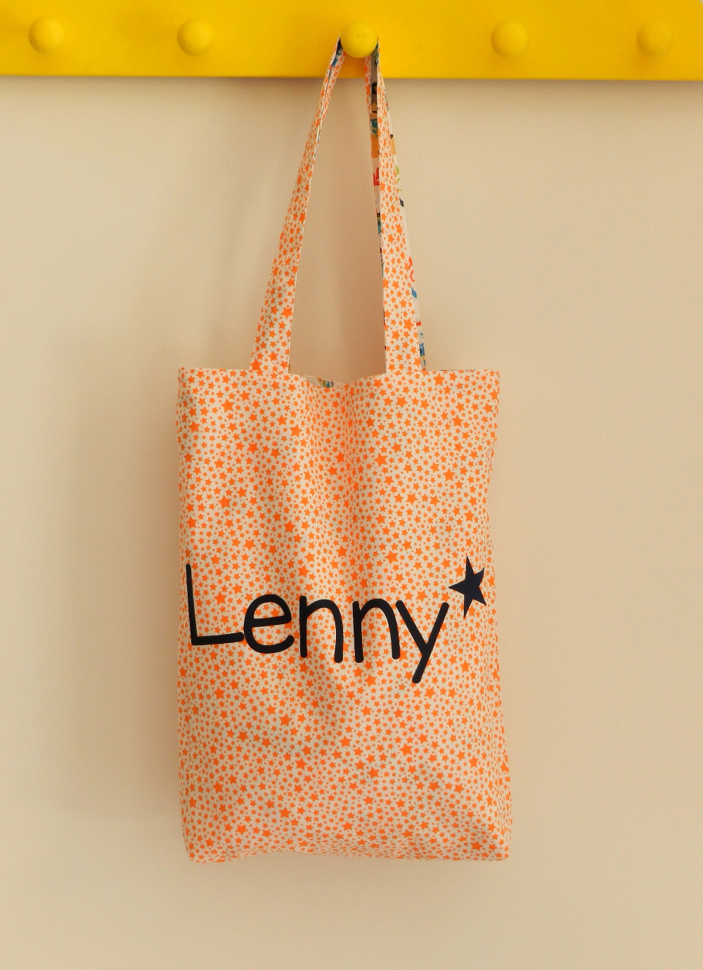 Tote bag réversible lenny