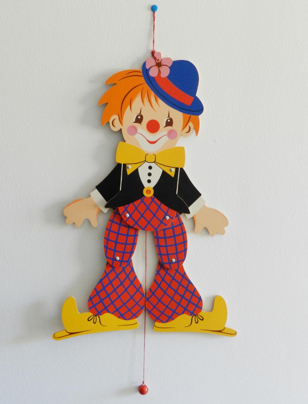 clown chambre Antone