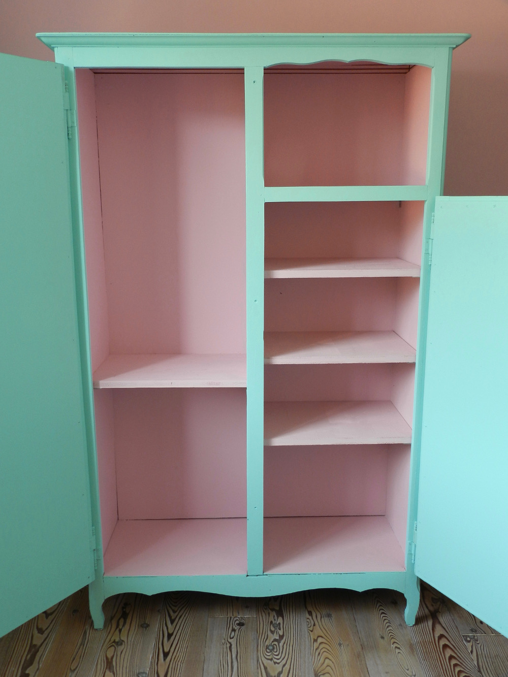 intérieur armoire